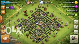 اكوانتClash of clans