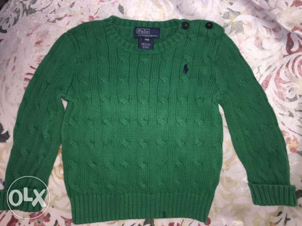 Ralph Lauren original cashmere sweater