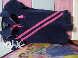 Dress Us polo size 4T