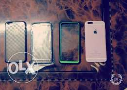 4 Covers for iphone 6 plus