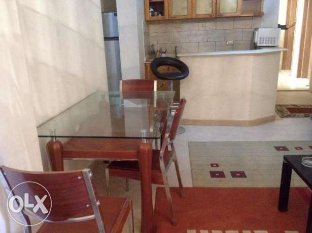 For RENT 1 Bedroom Flat in British Resort. Pool&back view الغردقة -  5