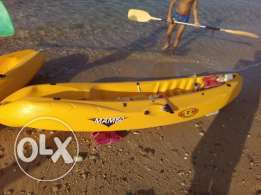 Excellent condition RTM French made Kayak up to 130Kg