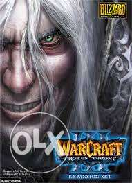 Warcraft frozen throne and age of empires cracked