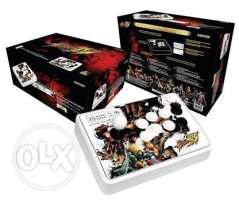 Sony PS3 Street Fighter IV FightStick Collector's Edition