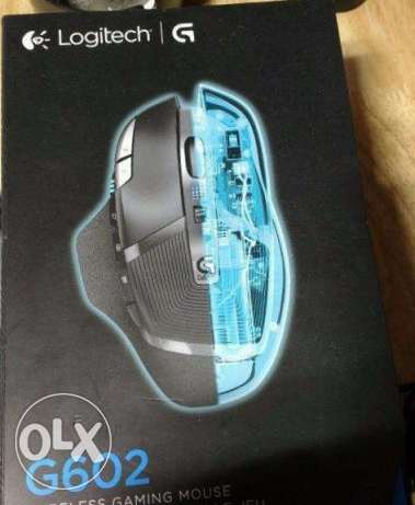 logitech G602 Wireless Gaming Mouse مدينة نصر -  1