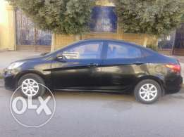 Hyundai Accent RB 2011 91 thouthands kilometere ...