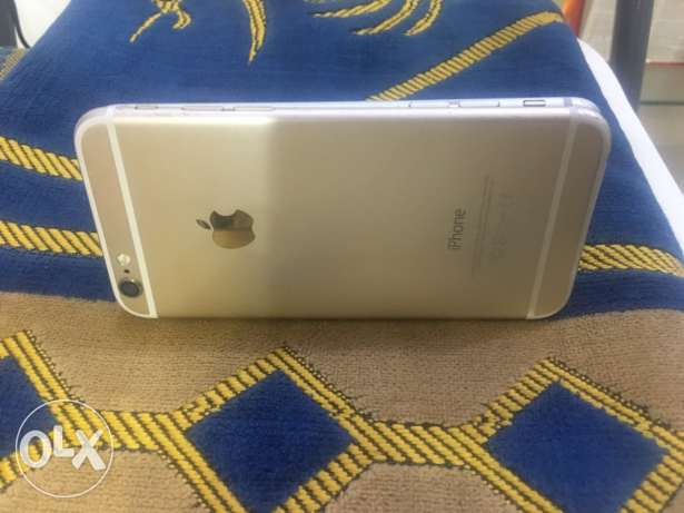 iphone 6 16G. Gold / silver الزمالك -  6