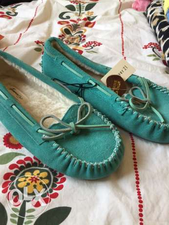 Teal Spedree size 8