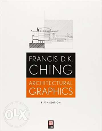 Architectural Graphics by Francis D.K - 5th edition 6 أكتوبر -  1