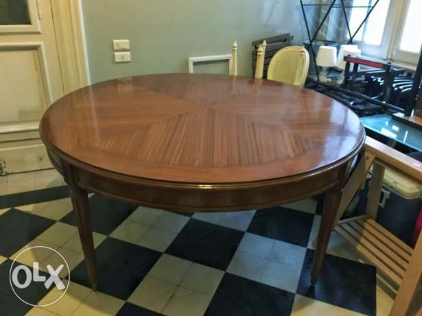 Dining table سفرة