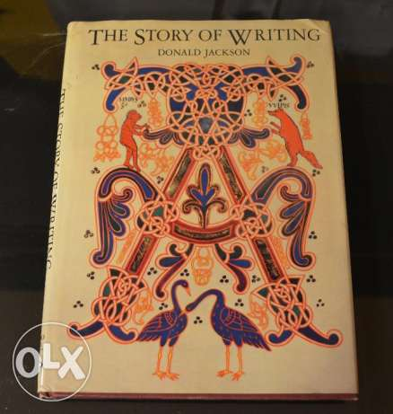The Story of Writing (Hardcover) by Donald Jackson