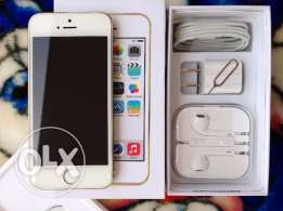 IPhone 5s Gold ( International from usa ) new with 12 month warranty