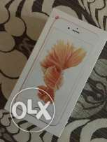 Iphone 6s 16 gb rose gold NEW