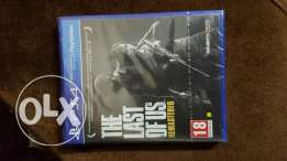The last of us Sealed New