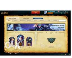 اكونتLOL~ League of Legends ~ 2 Ultimate Skins للبيع