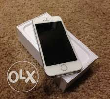 iPhone 5s silver new for sale