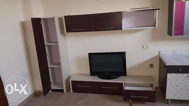 New tv wall unit الشيخ زايد -  2