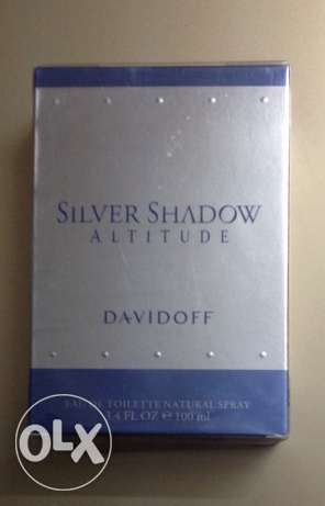 silver shadow altitude by Davidoff for men EDT 100 ml for sale