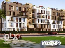 Apartment located in New Cairo for sale 152 m2, Eastown
