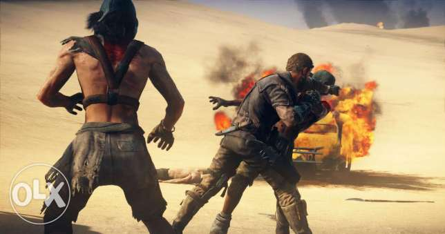 mad max pc fantastic game