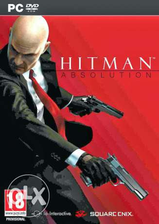 Hitman Absolution VideoGame For Pc