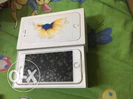 iphone 6s ١٦ gold