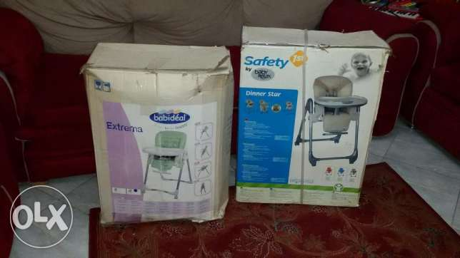 brand new baby high chair