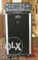 Big Offer ((( Today only)))for sale amp peavy 400 watt compo like new