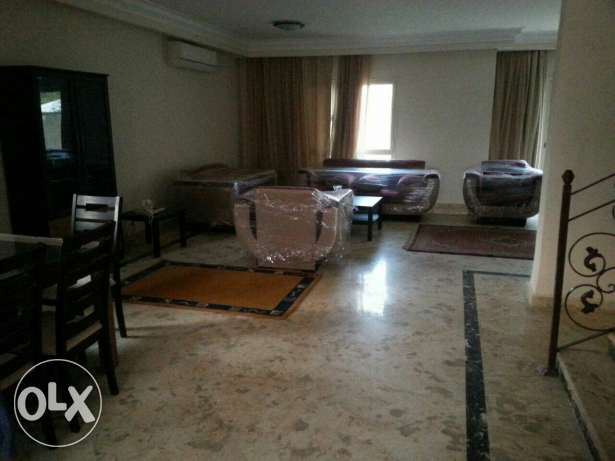 Villa Twin-house For Rent In Compound Greens Sheikh Zayed City