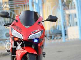 Cbr 1000 RR 2005 Fully Modefied