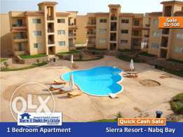 SS-508 ~ Apartment for Sale in Sierra Resort - Nabq Bay