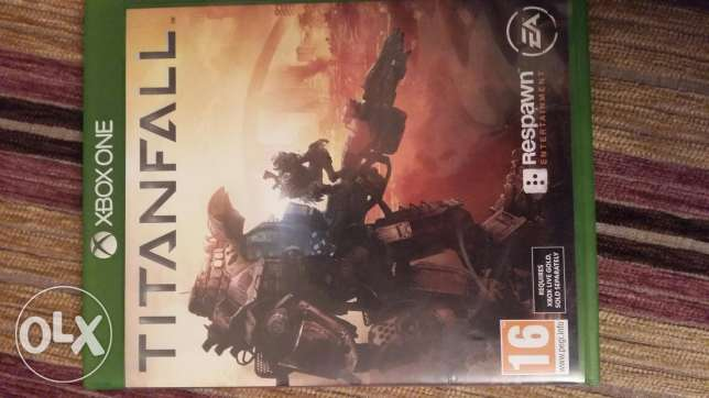 Titinfall for xbox one لتبادل