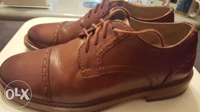 *** ROCKPORT shoes, tan colour, size 42 / 43, new ***