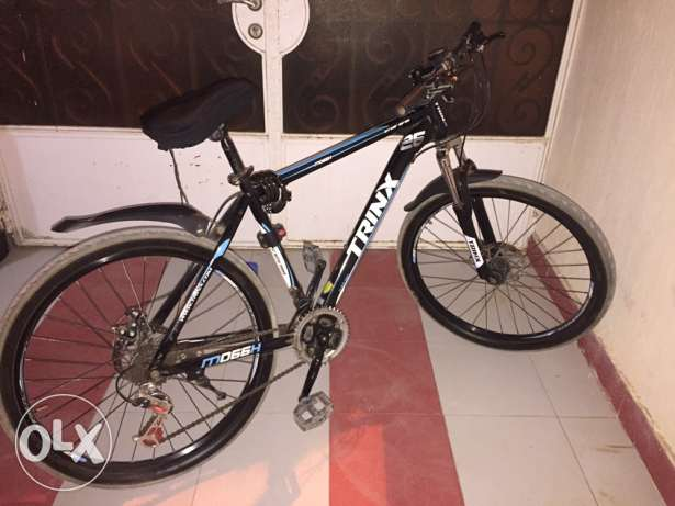 trinx bike for sale العبور -  3