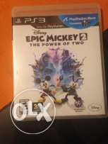 PS3 Disney Epic Mickey 2: The Power of Two