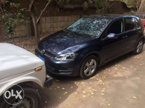 Volkswagen GOLF 7 1.4 Turbo Baseline 2016