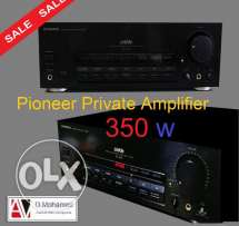 Pioneer Amplifier ( Private ) A-X 640