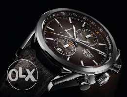 Tag Heuer SLR300 Leather Watch