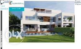 Chalet for sale in Hacienda Bay - First Row Golf