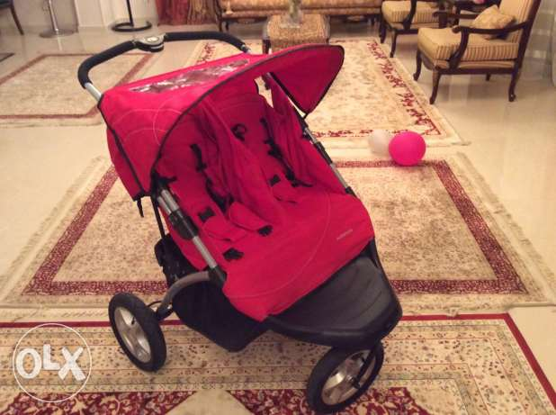 Strollers Mothercare made in France