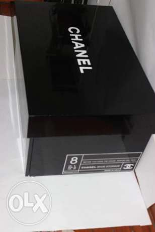 Chanel Shoe Box Storage الإسكندرية -  4