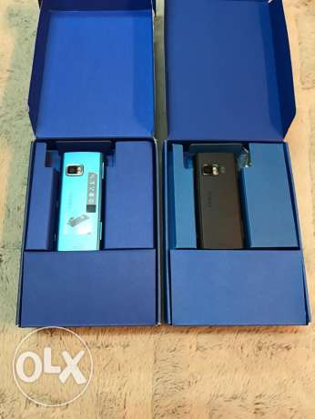 brand new nokia X6 16GB black X6 8GB blue with all original accessorie