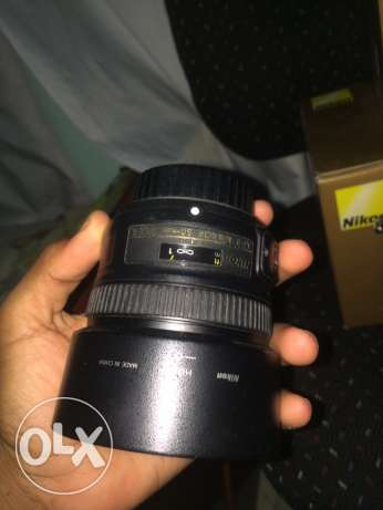 camera nikon D610 with lens 50 mm 1.8G with flash SB910 with box مدينة بورفؤاد -  6