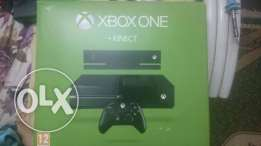 Xbox One 500 GB (New) + Kinect + Games