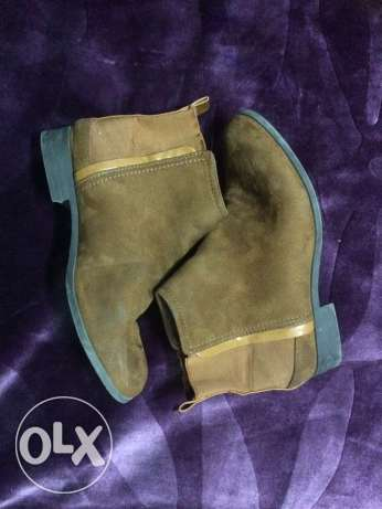 camel boot used 2 times only size 39 المهندسين -  1