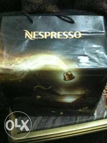 new nespresso coffee maker with milk المقطم -  1