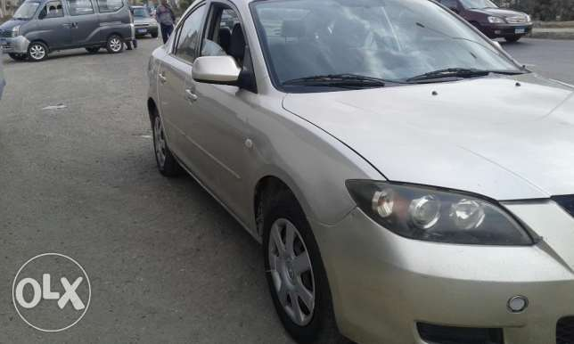 Mazda - 3 - model 2008 - full option