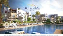 Chalet for Sale With Roof At Water Side Condos El Gouna
