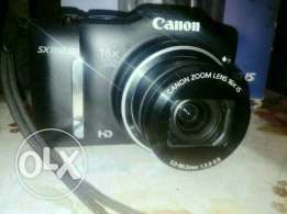 Canon power shoot SX 160 is