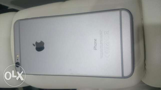Iphone 6 plus 16 giga silver